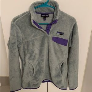 Patagonia - Re-Tool snap pullover